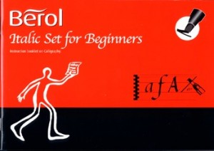 Berol Italic Set for Beginners