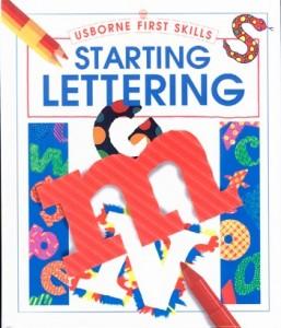 Starting Lettering