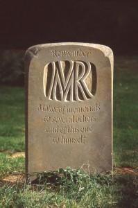 Michael Renton gravestone