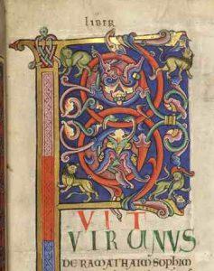 © Parker Library, Corpus Christi College, Cambridge