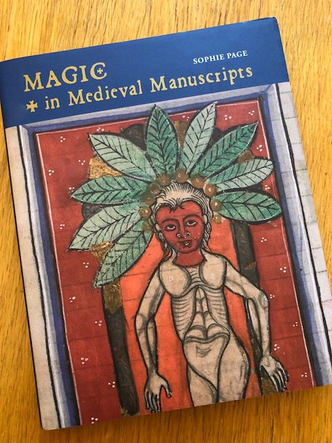 Magic in Medieval Manuscripts | Patricia Lovett MBE