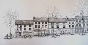 Drawing the Street image 1