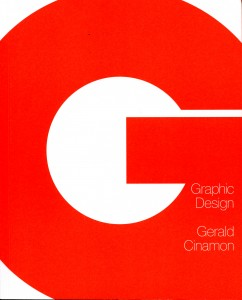 Cover of Gerald Cinamon's book