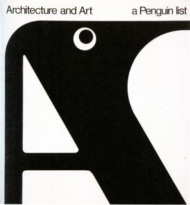 Cover design for Penguin Books 1967