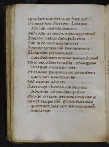 St Cuthbert's Gospel 2