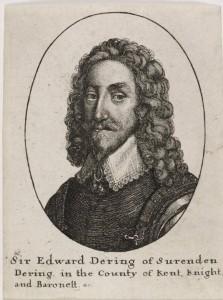 Sir Edward Dering