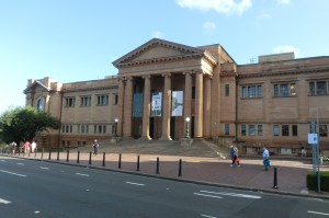 State Library NSW old building
