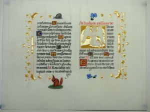 Book of Hours gold base