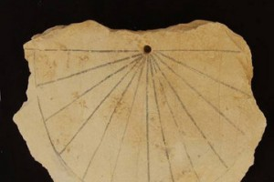 early egyptian sundial