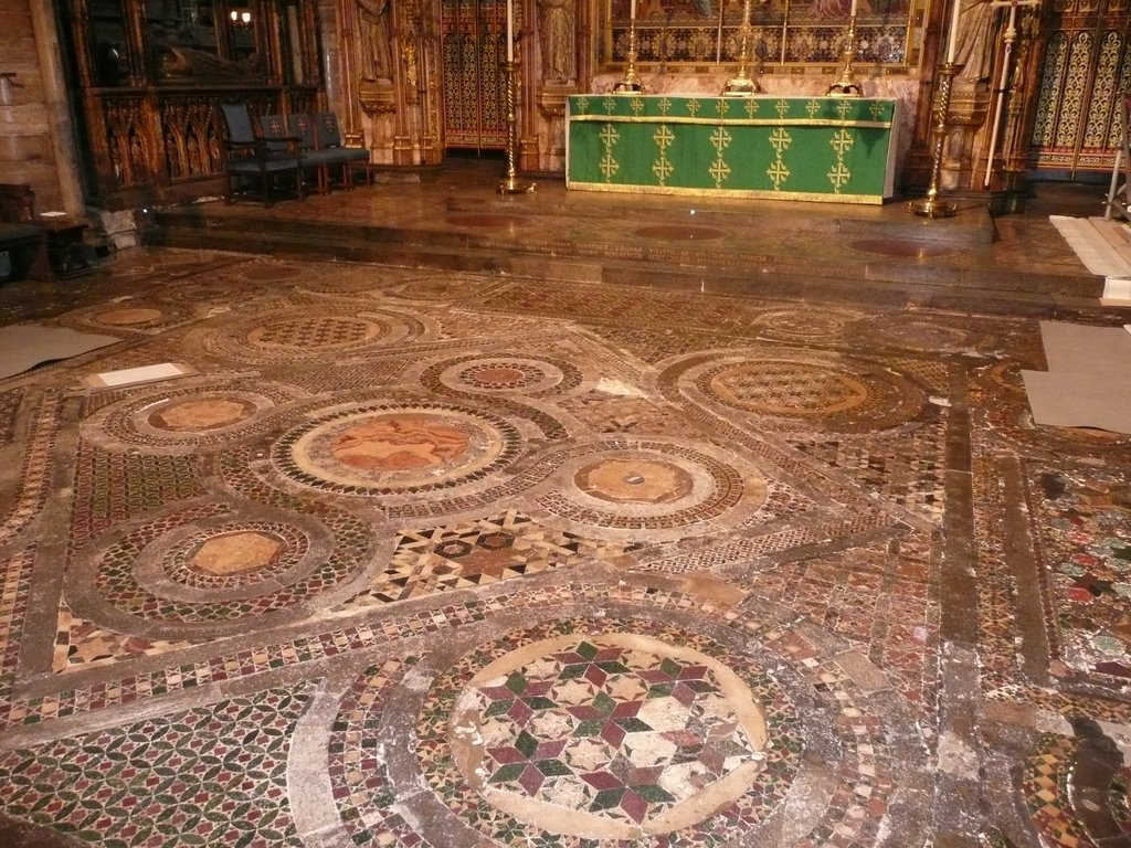 Westminster Abbey | Patricia Lovett MBE