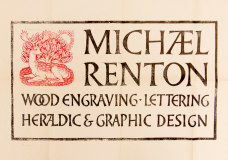 Michael Renton card