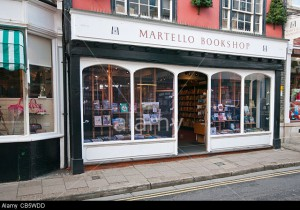 Martello Bookshop High Street Rye East Sussex England Uk Bookshops Shopfront