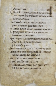 Loan 74, f. 1v