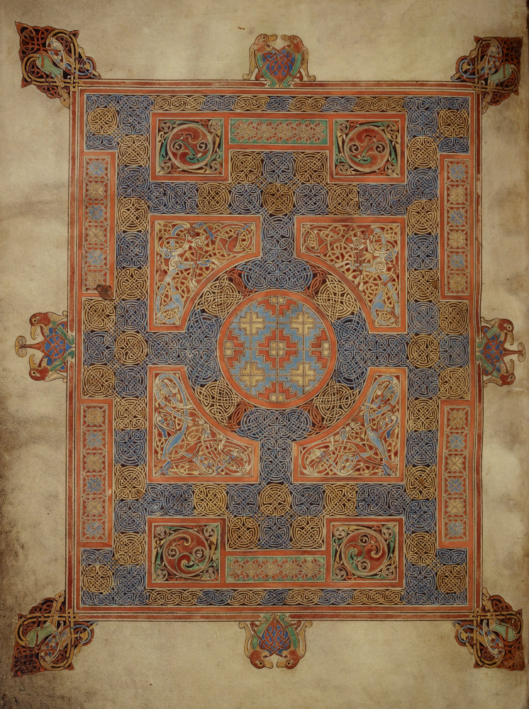 Anglo Saxon Art Patricia Lovett Mbe